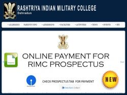 Rimc Admissions 2019 Rimc Dehradun Entrance Exam June