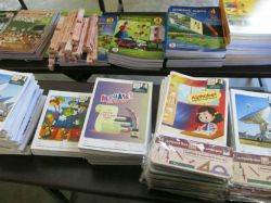th Class Books Will Be Available Only After June