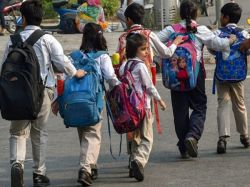 Andhra Government Students To Get One Day Relief From Carryi