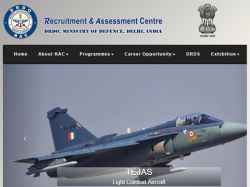 Drdo Rac Recruitment 2019 40 Vacancies For Scientist Post