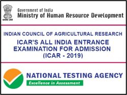 Icar Aieea Counselling 2019 Started Check All Details Here