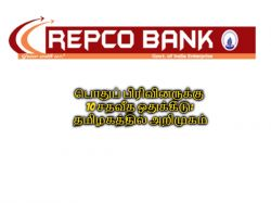 Repco Bank Exam 10 Allocation To The Public Sector In Bank