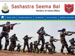 Ssb Recruitment 2019 Apply Online For 150 Constable Gd Va