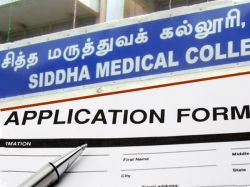 Totally 1688 Applications Invited For Bnys Course In Tamil N