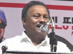 Increasing Literacy Is The Reason For Unemployment Tn Minister Dindigul Sreenivasan