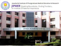 Jipmer Recruitment 2019 Professor Asst Professor Posts