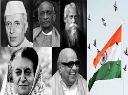 Karunanidhi Was The First Cm Hoist National Flag In Independence Day