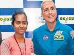 Madurai Tea Shopper Daughter Got A Chance For Visit To Nasa