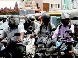 Teacher Should Wear Helmet Compulsory Tamil Nadu School Education Dept