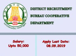 Tn Labour Department Recruitment 2019 For Office Assistant 117 Posts