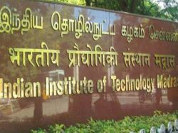 After Bagging Ioe Sign Iit Madras Aims To Be Global Institute