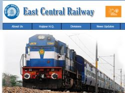East Central Railway Recruitment 2019 21 Jobs Vacancy For Sports Quota