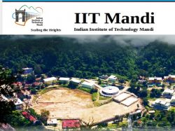 Iit Mandi Recruitment 2019 For Technical Officer Post Apply Now