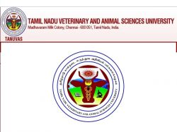 Tanuvas Recruitment 2019 Walkin For Project Assistant Posts