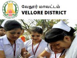 Vellore District Mrb Recruitment 2019 Apply For 1234 Village Health Nurse Post