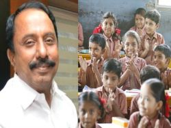 K A Sengottaiyan Justifies Public Exams For Clasess 5 To