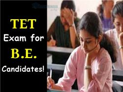 Tet Exam For Engineers Even B E Graduates Can Write Tet And Become Teacher