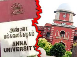 The Decision To Split Anna University Into Two Tn Govt
