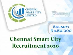 Chennai Smart City Recruitment 2020 Apply For Eso Other Post Cscl