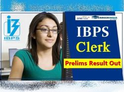 Ibps Clerk Result 2019 Out Check Your Ibps Clerk Prelims Result Here