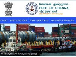 Chennai Port Recruitment 2020 Apply For Pilot Post