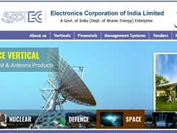 Ecil Walk In Interview 2020 For Technical Officer And Other Post