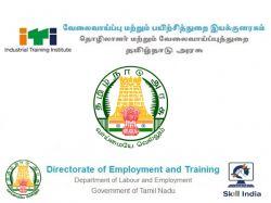 Govt Iti Madurai Recruitment 2020 05 Workshop Assistant Post