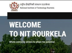 Nit Rourkela Recruitment 2020 Out Walk In For Office Assistant Jobs