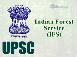 Upsc Indian Forest Service Recruitment 2020 Apply Online Here