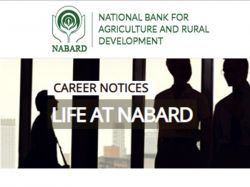 Nabard Recruitment 2020 Notification Out Exam Date Apply Here