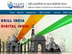 Nielit Recruitment 2020 Last Date Extended For Scientist And Technica Assistant Post