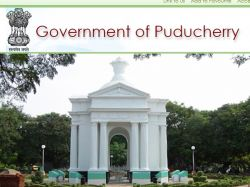 Puducherry Social Welfare Officer Recruitment