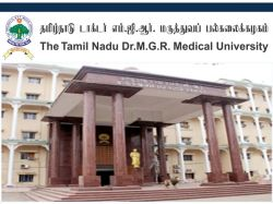 Tamil Nadu Dr Mgr Medical University Strart Online Classes Due To Coronavirus Lockdown