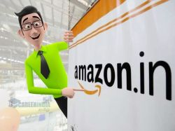 Amazon To Hire 50000 Temporary Fulfilment And Delivery Roles In India