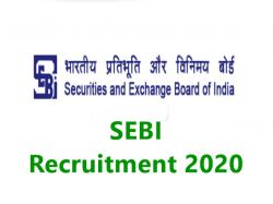 Sebi Recruitment 2020 Apply Online For 80 Manager Post Sebi Gov In