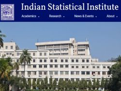 Indian Statistical Institute Recruitment 2020 2021 Apply Online For Scientific Assistant Post