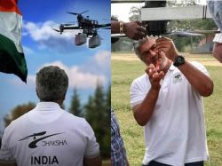 Research Team Mentored By Ajith Uses Drones To Help Tn Covid