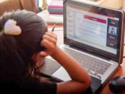 Class 10th Student From Trichy Writes To The Prime Minister To Ban Online Classes