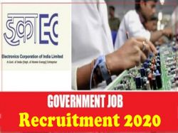Ecil Recruitment 2020 Walk In For Technical Assistant Post At Ecil
