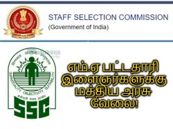 Ssc Recruitment 2020 Apply Online For Senior Hindi Translator And Various Post