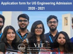 Viteee 2020 Exam Cancelled Admission On The Basis Of 12th Marks