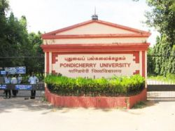 Pondicherry University Recruitment 2020 Apply Online For Research Associate Post