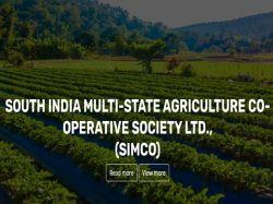 Application Invited For Supervisor Post At Simcoagri Ltd