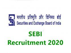 Sebi Recruitment 2020 Apply Online For 147 Assistant Manager Post Sebi Gov In