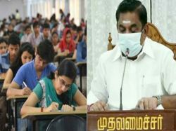 Tamil Nadu Govt Allowed To Write University Semester Exams