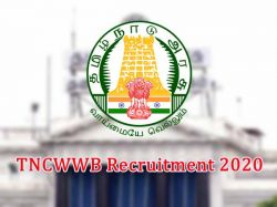 Tncwwb Recruitment 2020 37 Clerk Vacancies At Tncwwb