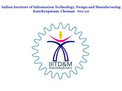 Iiitdm Recruitment 2020 Apply For Office Assistant Post