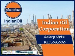 Iocl Recruitment 2020 For Junior Engineering Assistant Post