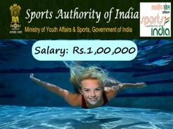 Sports Authority Of India Recruitment 2020 For Exercise Physiologist Vacancies