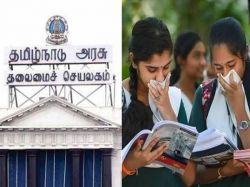 Tn School Reopen Govt Plan To Suspend 9th 10th 11th And 12th Class Students From Going To School